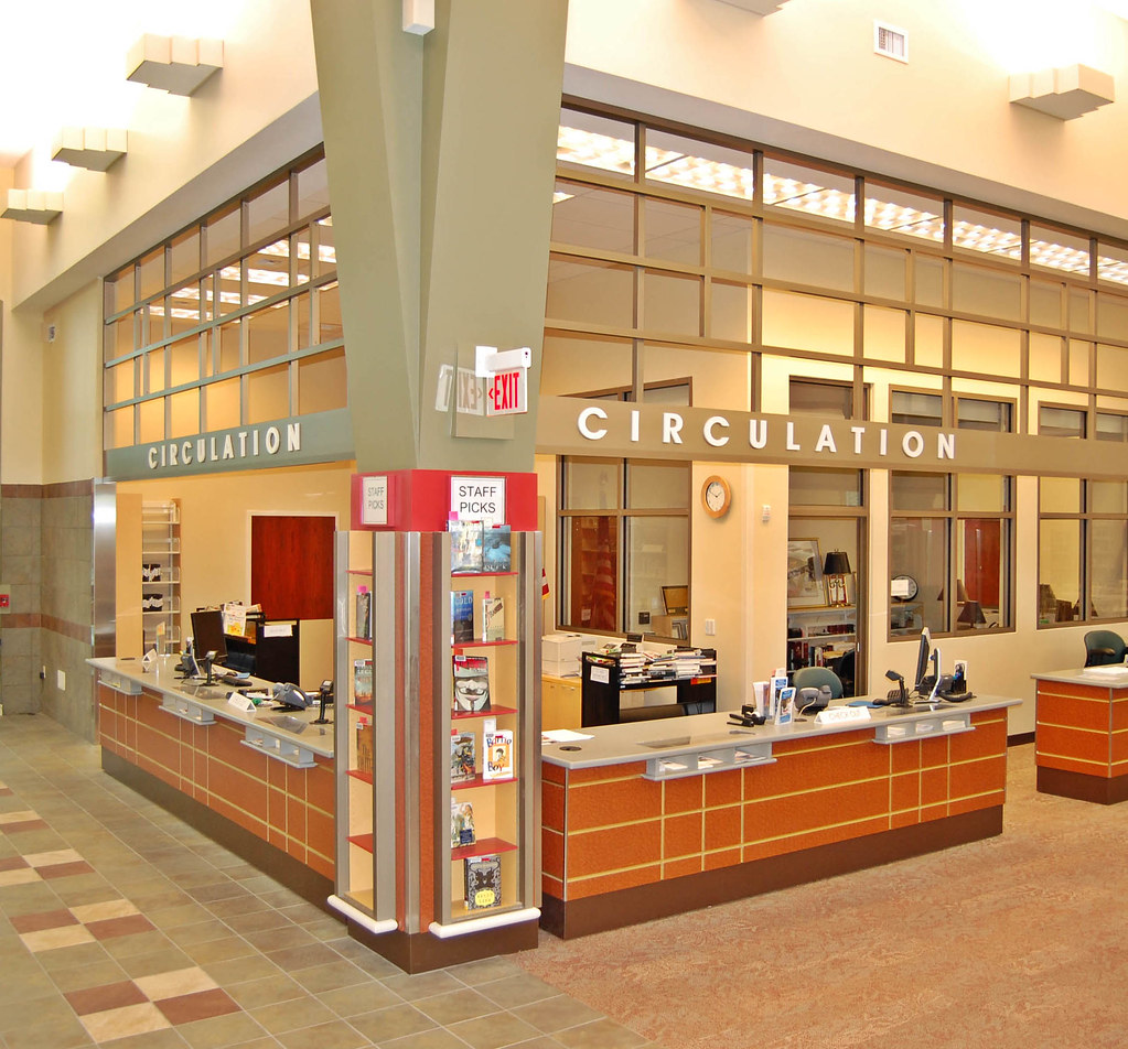 Chesterfield County Library Study Rooms