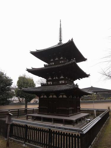 興福寺(国宝館)-12