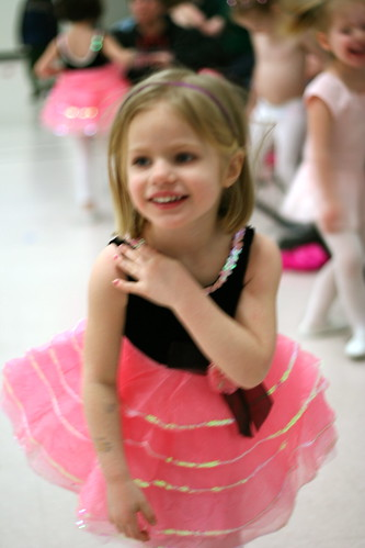 My beautiful ballerina