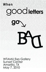 One Hour Project (j.sho) Tags: poster typography design graphicdesign wt shogren wtamu jessicashogren