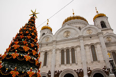 Cathedral of Christ the Saviour (MadGrin) Tags: building church cathedral russia edificio palace chiesa palazzo cattedrale  cathedralofchristthesaviour exif:iso_speed=200 exif:focal_length=18mm camera:make=nikoncorporation camera:model=nikond50  exif:make=nikoncorporation exif:lens=1801050mmf3556 exif:model=nikond50 geo:state= geo:countrys=russia geo:city= geo:lat=55745343333333 geo:lon=37605503333333