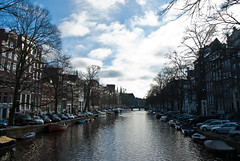 Amsterdam's canals (blind -  ) Tags: red alps rome roma amsterdam andrea district redlightdistrict bycicle labate andrealabate andrealabatephotographer