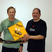 Larry Godfrey and Michael Parrella Open A Racquetball Champs