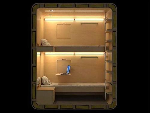 4420162696 de7d9efa96 Conozca el SleepBox o cajas para dormir.