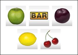 free Fantastic Fruit slot game symbols