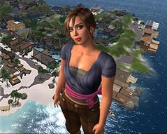 Comeback voor virtuele wereld Second Life?