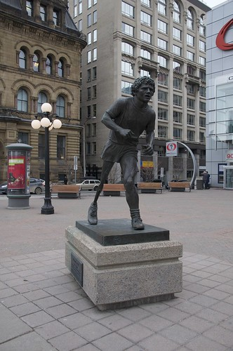 Terry Fox, Ottawa