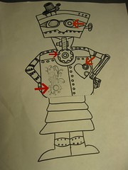 My Robot Photo Copy