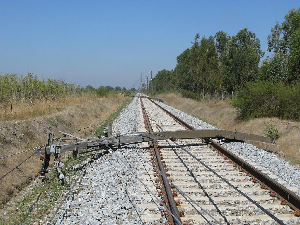 Linea ferroviaria en Parral IMG_3509