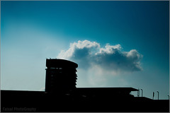 Cloud (Faisal AlKhudairy \   ) Tags: sky cloud silhouette clouds canon photography 50mm focus l usm 18 f4 faisal     1855m 70200m 400d         alkhudairy