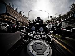 [フリー画像] [バイク/オートバイ] [スズキ/Suzuki] [スズキ V-ストローム]        [フリー素材]