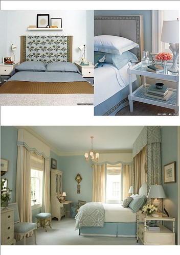 Bedroom inspiration (sounds naughty!)