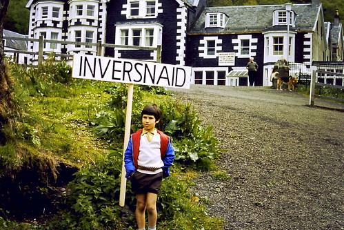 Scotland Inversnaid