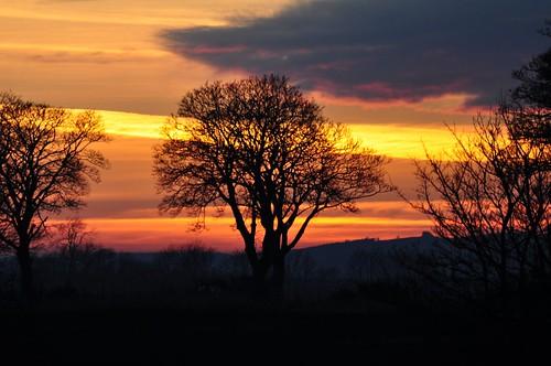 Kirriemuir Sunset