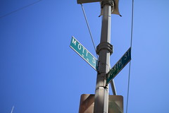 Chinatown, Signpost (SpaceOI) Tags: nyc chinatown 纽约 中国城