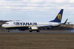EI-EKO - 35027 - Ryanair - Boeing 737-8AS - Luton - 100315 - Steven Gray - IMG_8302