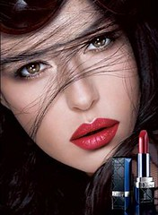 Publicité Dior Rouge Addict (Monica Bellucci)