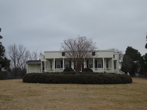 J.L.M. Curry Home, Outside Talladega AL