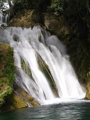 A veil of water. (Ezniter) Tags: waterfall cascada huasteca sanluispotosi tamul tamasopo