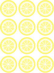 Lemon Marmalade Labels
