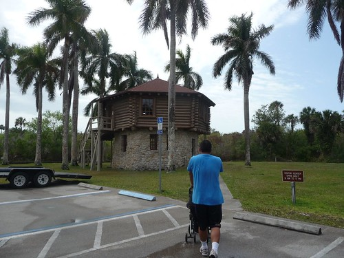 collier-seminole visitor center.