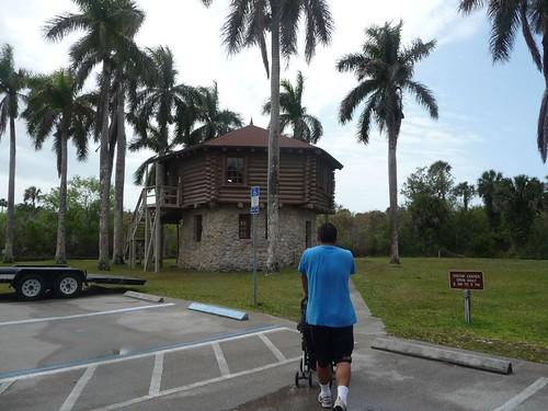 collier-seminole visitor center.