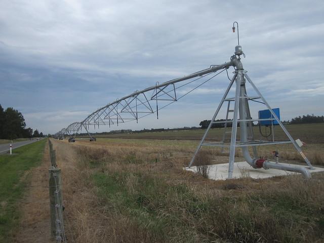 Arthurs Pass 04 - Massive irrigation device by Ben Beiske