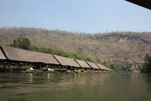 The River Kwai Jungle Rafts