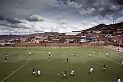 Minas y ftbol (alejokirchuk) Tags: soccer bolivia futbol 2010 potosi mineros uncao