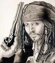 Johnny Depp as Captain Jack Sparrow charcoal pencil portrait (Portrait from a photo) Tags: portrait blackandwhite celebrity art pencil portraits star artwork artist drawing pastel films drawings american gift charcoal present movies johnnydepp commission graphite madhatter piratesofthecaribbean aliceinwonderland birthdaypresent edwardscissorhands christmaspresent realistic weddingpresent commissioned portraitartist captainjacksparrow anniversarypresent portraitfromaphoto christeningpresent