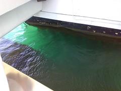 USS Arizona sunk under sea