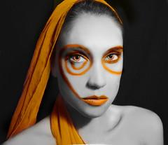 209/365 Orange peel
