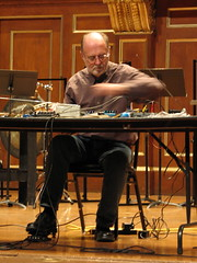 Christian Wolff at NEC Day 3: Keith Rowe 2