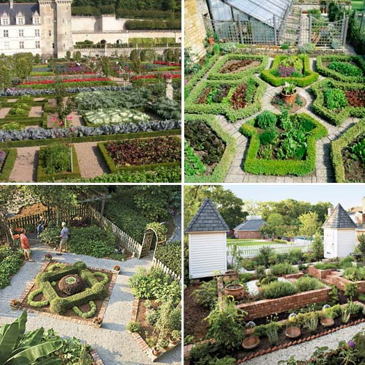 Potager Gardens