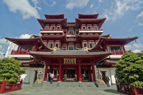 singapore Temple of Buddha Tooth Relic