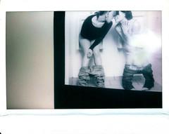 Image result for kissing polaroid