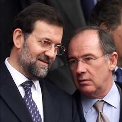 Rato y Rajoy
