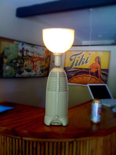 light canada rocket tiki 1260 lumitone lampradio