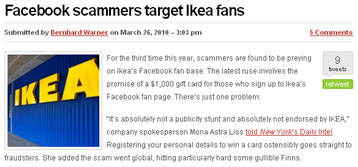 4479509184 788f5a010c o The IKEA Case: How to Debunk April Fools Scams