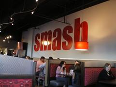 Smashburger interior