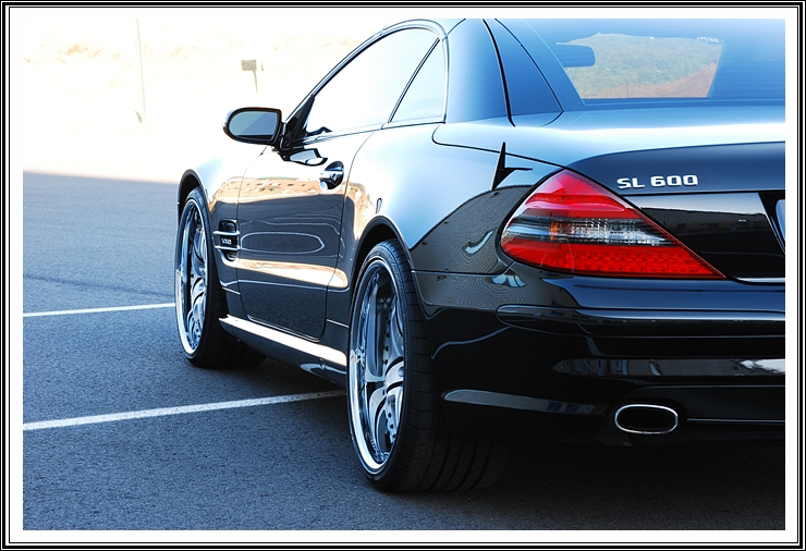 2008 SL600 Benz V12 Bi Turbo