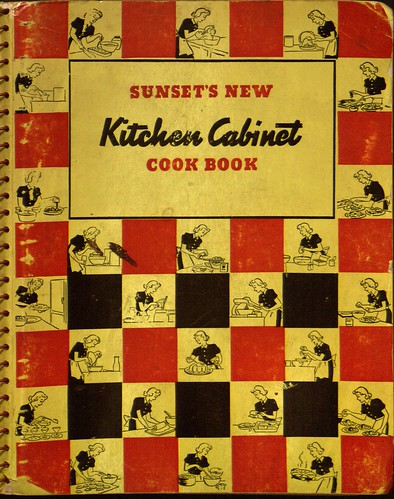 Kitchen Cabinet Cookbook