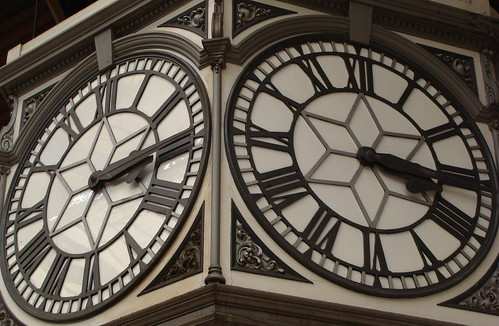 Paddington Station Clock
