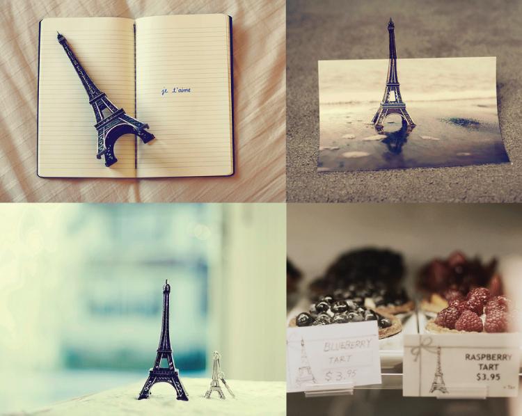 Lovely flickr Eiffel