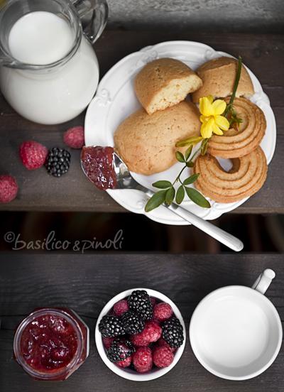 biscotti e frutti