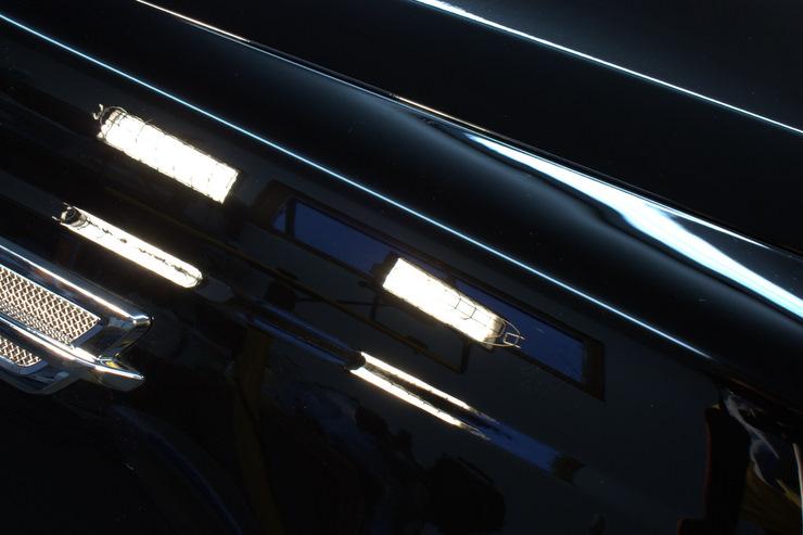 2008 Cadillac STS-V fender shots