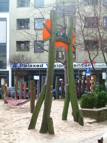 Park in Sindelfingen, Stadt-Mitte