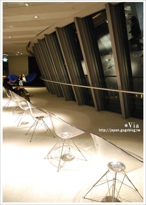 【大阪自由行】跟著via遊大阪~大阪梅田空中庭園展望台19