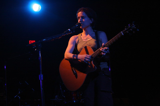 Ani DiFranco @ Warehouse Live