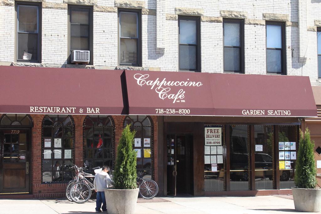 Cappuccino Cafe